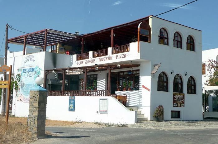 Остров Карпатос - высокие горы, традиционные поселки, пляжи на юге... 44726