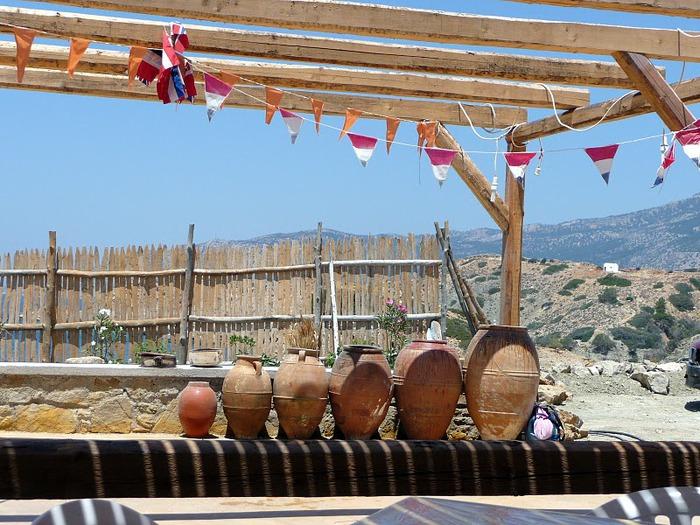 Остров Карпатос - высокие горы, традиционные поселки, пляжи на юге... 39419
