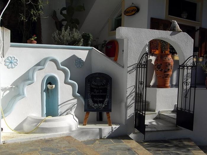 Остров Карпатос - высокие горы, традиционные поселки, пляжи на юге... 75020