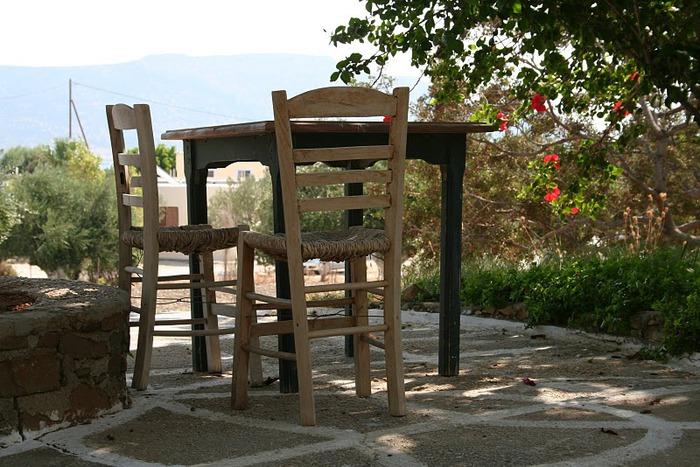 Остров Карпатос - высокие горы, традиционные поселки, пляжи на юге... 94664
