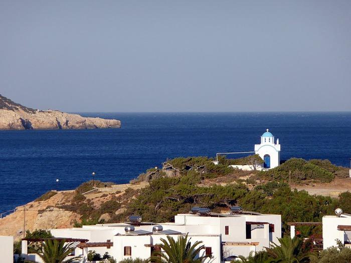 Остров Карпатос - высокие горы, традиционные поселки, пляжи на юге... 49864