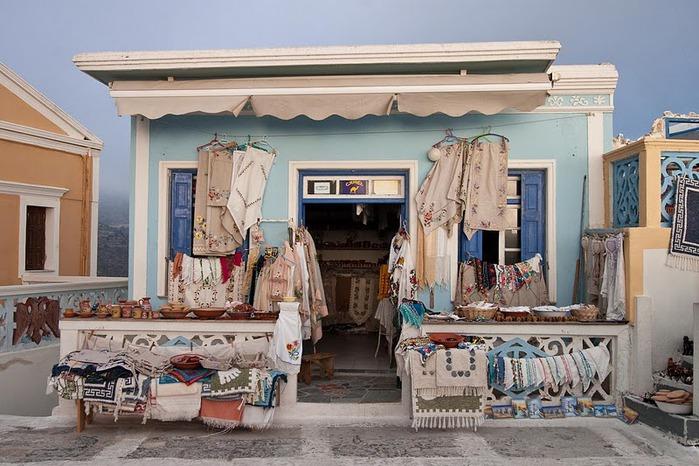 Остров Карпатос - высокие горы, традиционные поселки, пляжи на юге... 96738