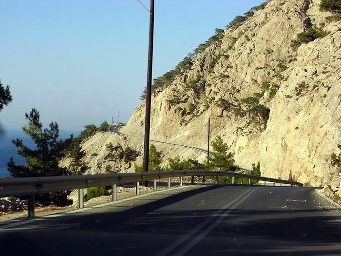 Остров Карпатос - высокие горы, традиционные поселки, пляжи на юге... 37925