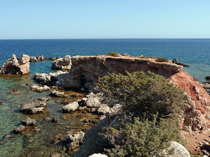 Остров Карпатос - высокие горы, традиционные поселки, пляжи на юге... 88507