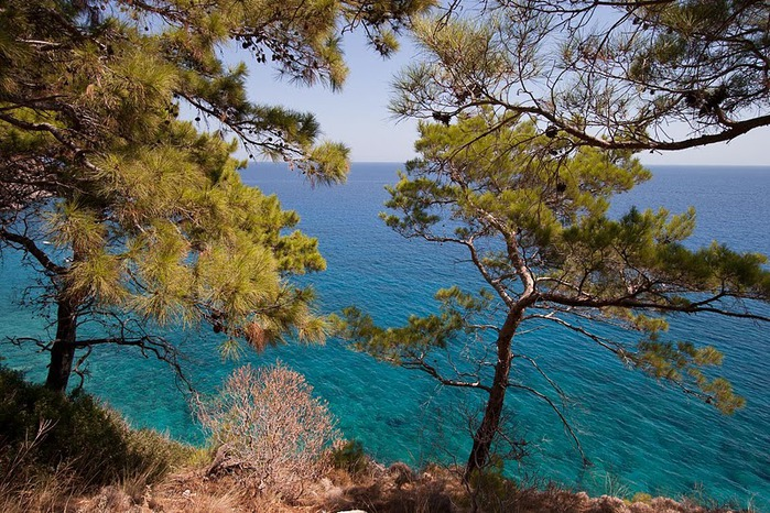 Остров Карпатос - высокие горы, традиционные поселки, пляжи на юге... 16482