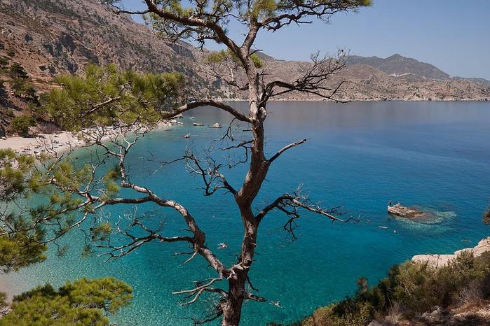 Остров Карпатос - высокие горы, традиционные поселки, пляжи на юге... 23800