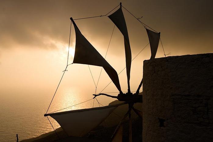 Остров Карпатос - высокие горы, традиционные поселки, пляжи на юге... 95267