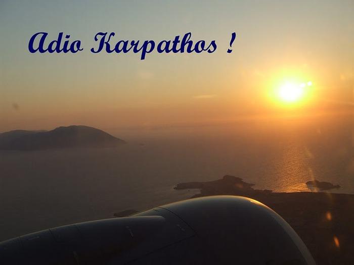 Остров Карпатос - высокие горы, традиционные поселки, пляжи на юге... 64458