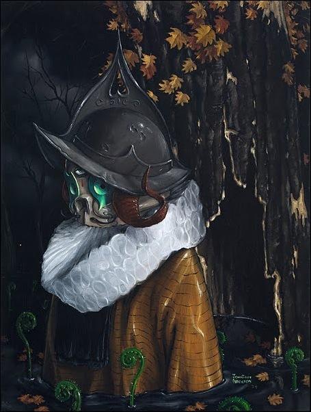 Чудные монстры от Jonathan Bergeron 35