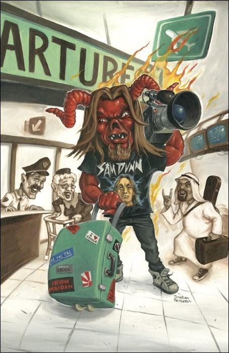 Чудные монстры от Jonathan Bergeron 37