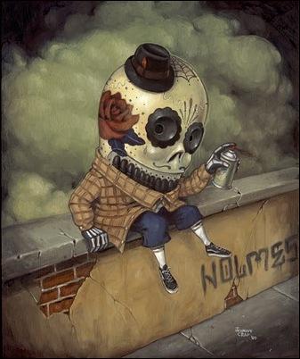 Чудные монстры от Jonathan Bergeron 40