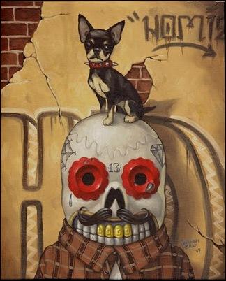 Чудные монстры от Jonathan Bergeron 42