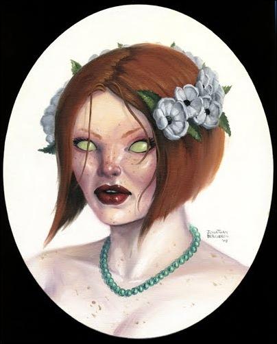 Чудные монстры от Jonathan Bergeron 48