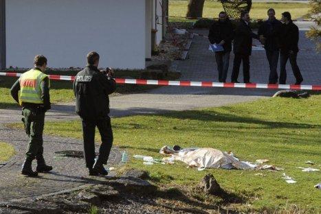 Массовое убийство в школе Виннендена 57907