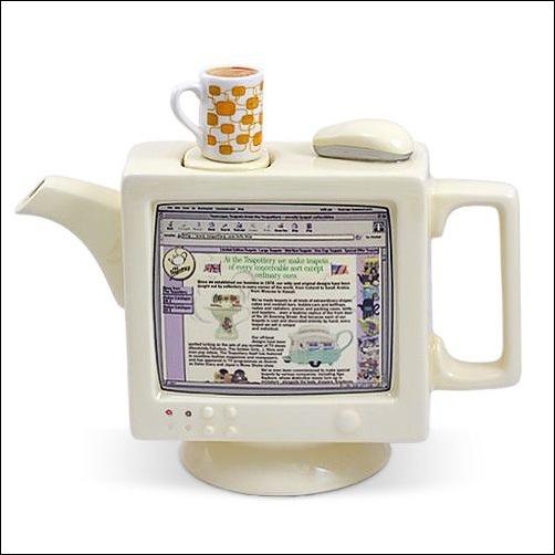 Английские чайные мастера 28