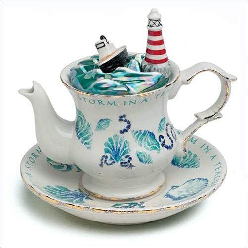 Английские чайные мастера 71