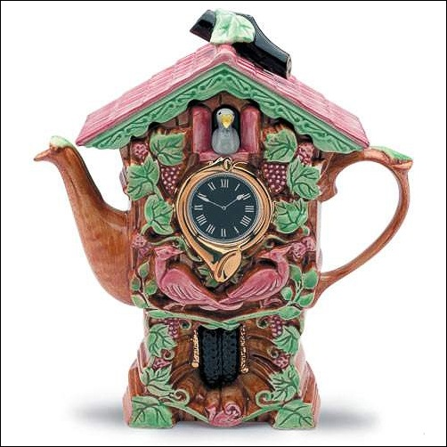 Английские чайные мастера 78