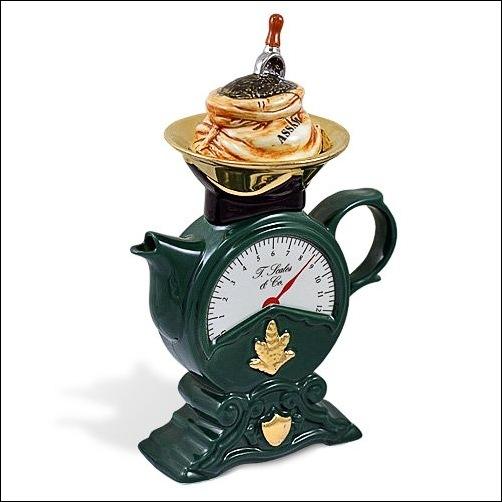 Английские чайные мастера 3