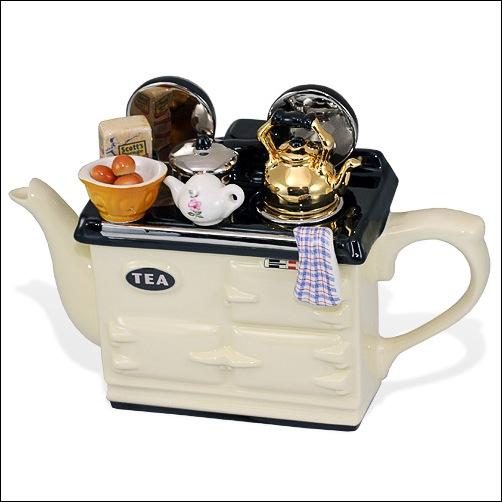 Английские чайные мастера 26