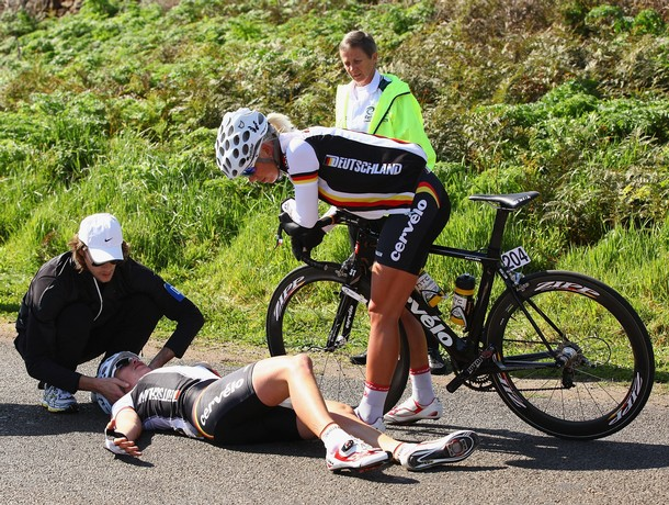 Herald Sun World Cycling Classic в Балларат, Австралия, 26 сентября 2010 года.