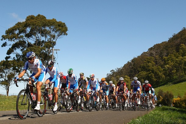 Herald Sun World Cycling Classic в Балларат, Австралия, 26 сентября 2010 года.