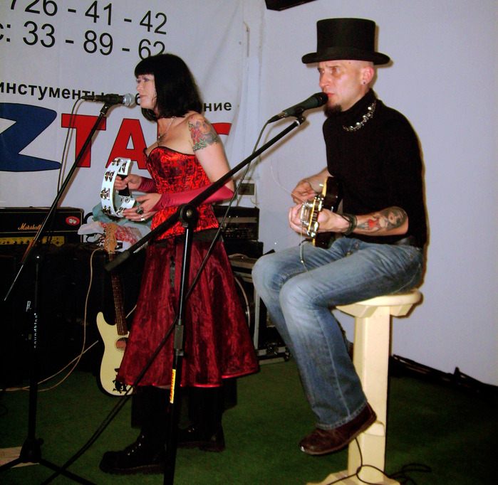 Концерт, ШМЕЛИ в Одессе, Акустика