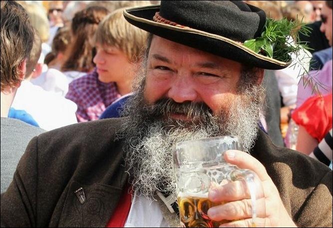 200 лет пивному фестивалю Октоберфест 13
