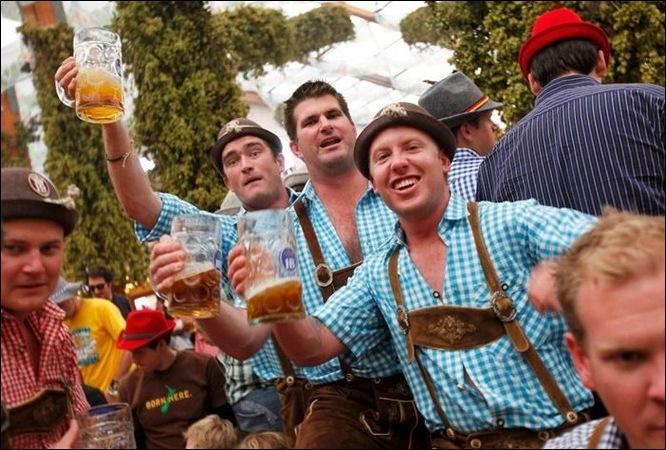 200 лет пивному фестивалю Октоберфест 4