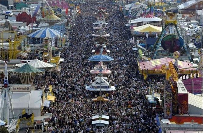 200 лет пивному фестивалю Октоберфест 10