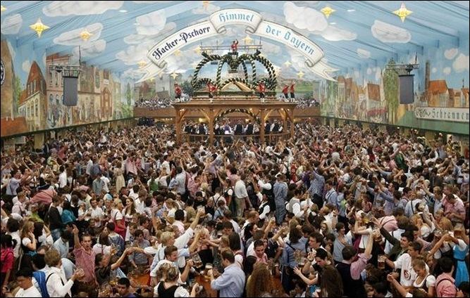 200 лет пивному фестивалю Октоберфест 30