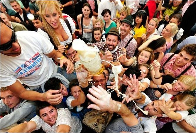 200 лет пивному фестивалю Октоберфест 34