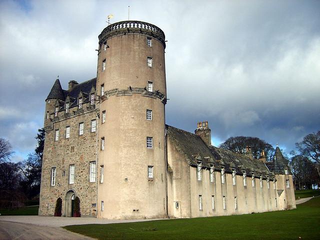 Замок Фрейзер (Castle Fraser) 56217