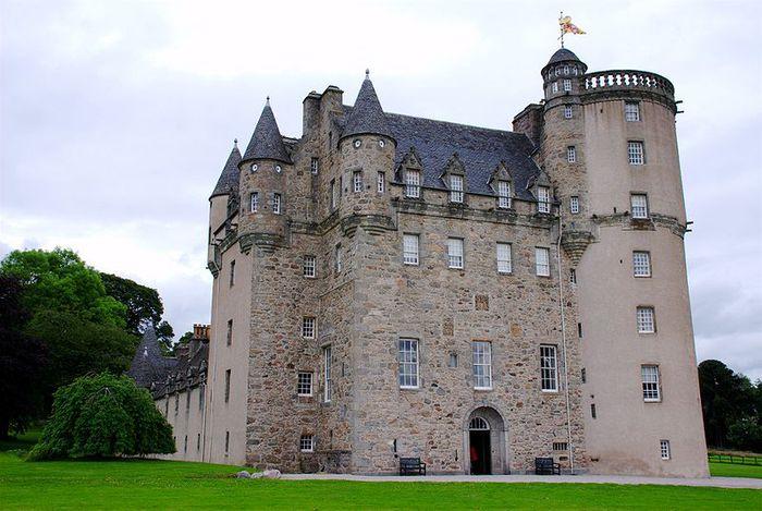Замок Фрейзер (Castle Fraser) 87825