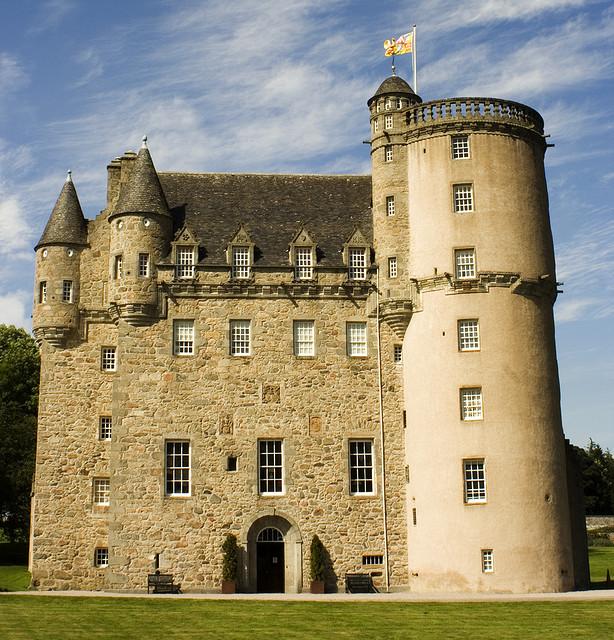 Замок Фрейзер (Castle Fraser) 36173