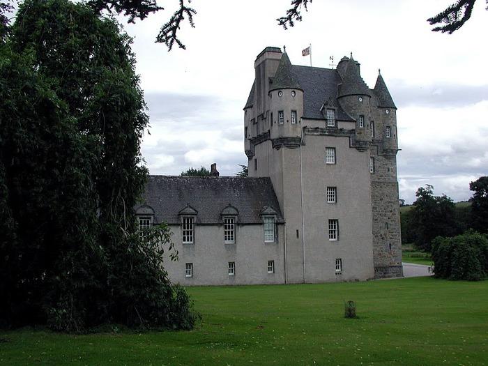 Замок Фрейзер (Castle Fraser) 67606