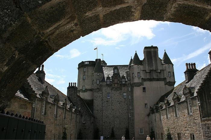 Замок Фрейзер (Castle Fraser) 44487