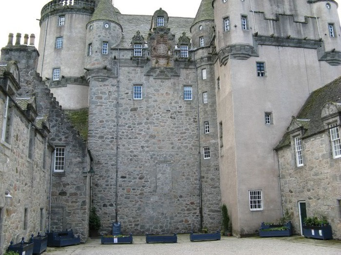 Замок Фрейзер (Castle Fraser) 87536