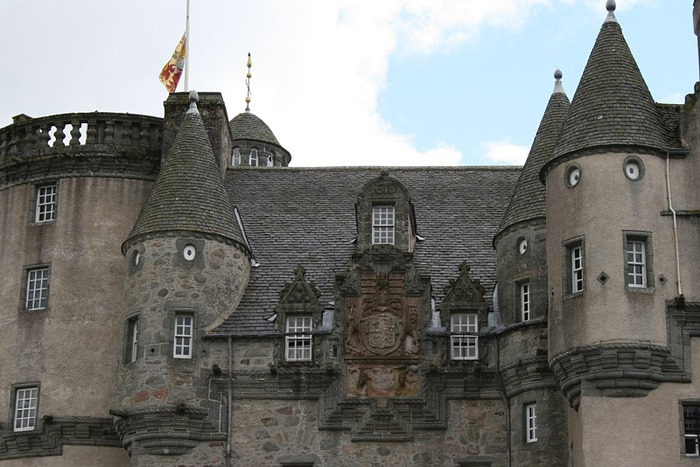 Замок Фрейзер (Castle Fraser) 26381