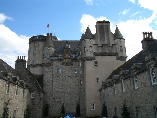 Замок Фрейзер (Castle Fraser) 64617