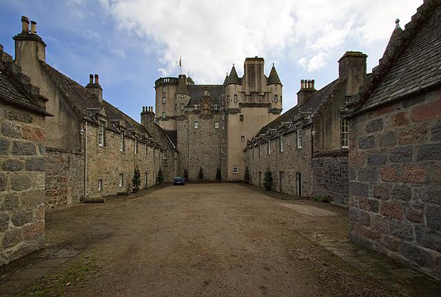 Замок Фрейзер (Castle Fraser) 98951