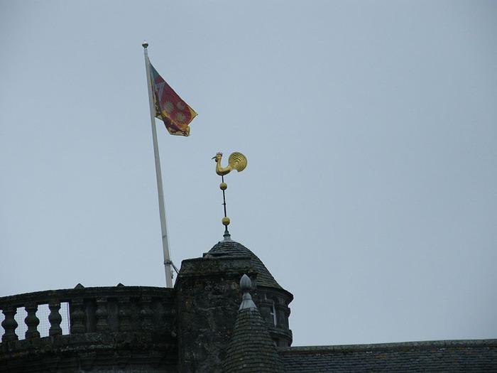 Замок Фрейзер (Castle Fraser) 13039