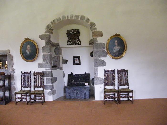 Замок Фрейзер (Castle Fraser) 59610