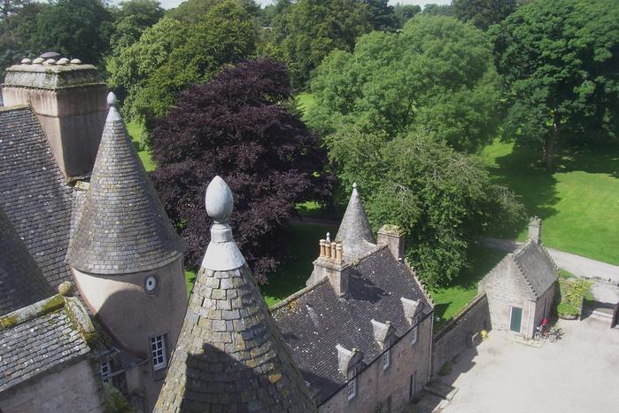 Замок Фрейзер (Castle Fraser) 16896