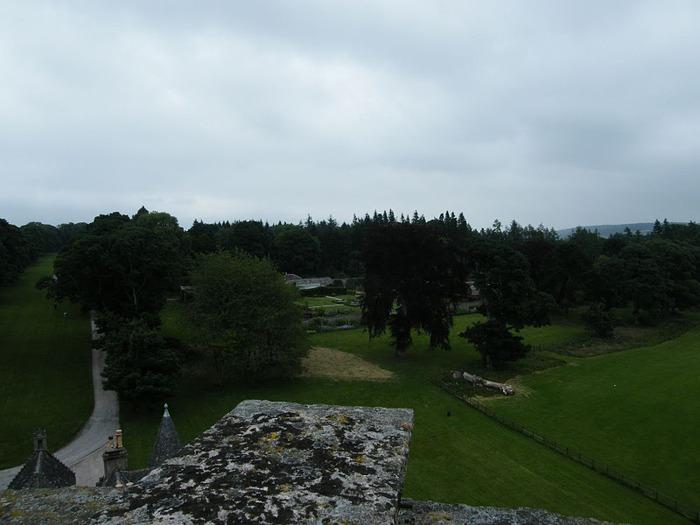 Замок Фрейзер (Castle Fraser) 28489