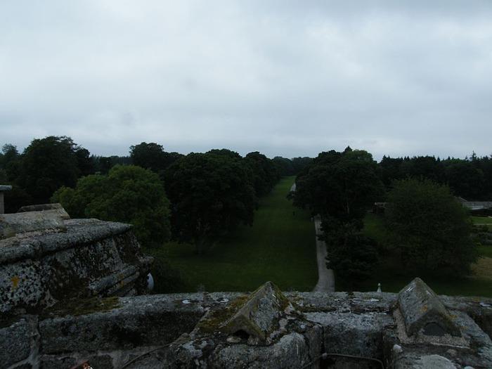 Замок Фрейзер (Castle Fraser) 35877
