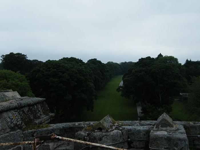 Замок Фрейзер (Castle Fraser) 59232