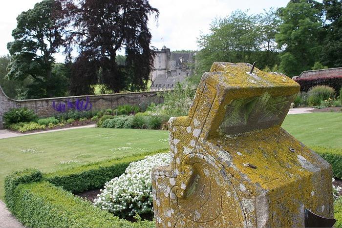 Замок Фрейзер (Castle Fraser) 70089