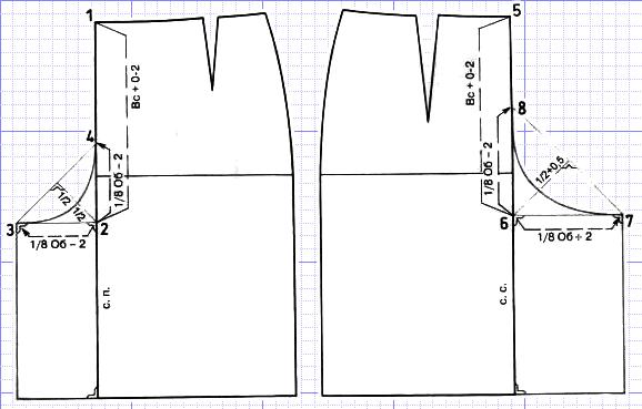 Узоры вязания жилеток