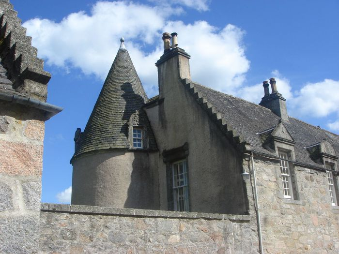 Замок Фрейзер (Castle Fraser) 64048
