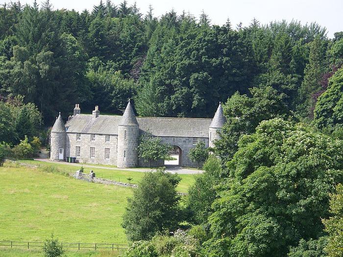 Замок Фрейзер (Castle Fraser) 78584